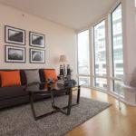 829 Folsom Street 502 Ackerman-Burgelman Living Room